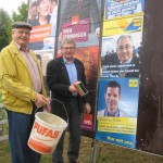 FDP2-150x150 in FDP Fuldatal unterwegs im Wahlkampf 2013