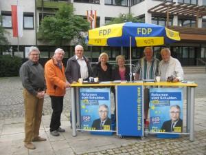 EUW WKS 2014 3-300x225 in Nachlese zur Europa-Wahl 2014: Wahlkampf vor Ort.