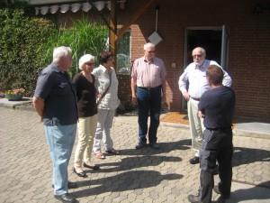 Klaeranlage1-300x225 in Kommunale Politiker vor Ort: FDP informierte sich in der Kläranlage