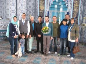 Mosche-300x225 in Auf dem Weg zu sozialem Verständnis: Besuch in einer Kasseler Moschee