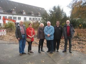 Fl Chtlingsheim 2-300x225 in Flüchtlings-Unterbringung in Fuldatal – FDP informiert sich.
