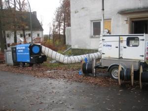 FluechtlingsHeim 1-300x225 in Flüchtlings-Unterbringung in Fuldatal – FDP informiert sich.