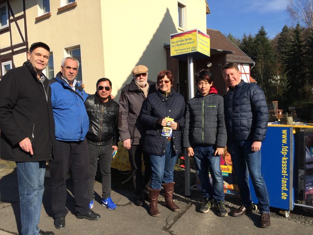 Wahlkamstand KW2016 1-1024x768 in Wahlkampfstand zur Kommunalwahl