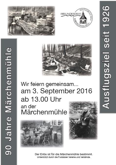 90 Jahre Maerchenmuehle in 90 Jahre Märchenmühle