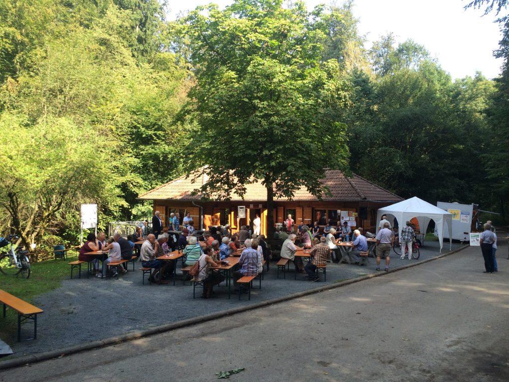 M Rchenm Hle 2-1024x768 in Gemeinsam für Fuldatal: FDP in Zusammenarbeit beim diesjährigen Waldfest
