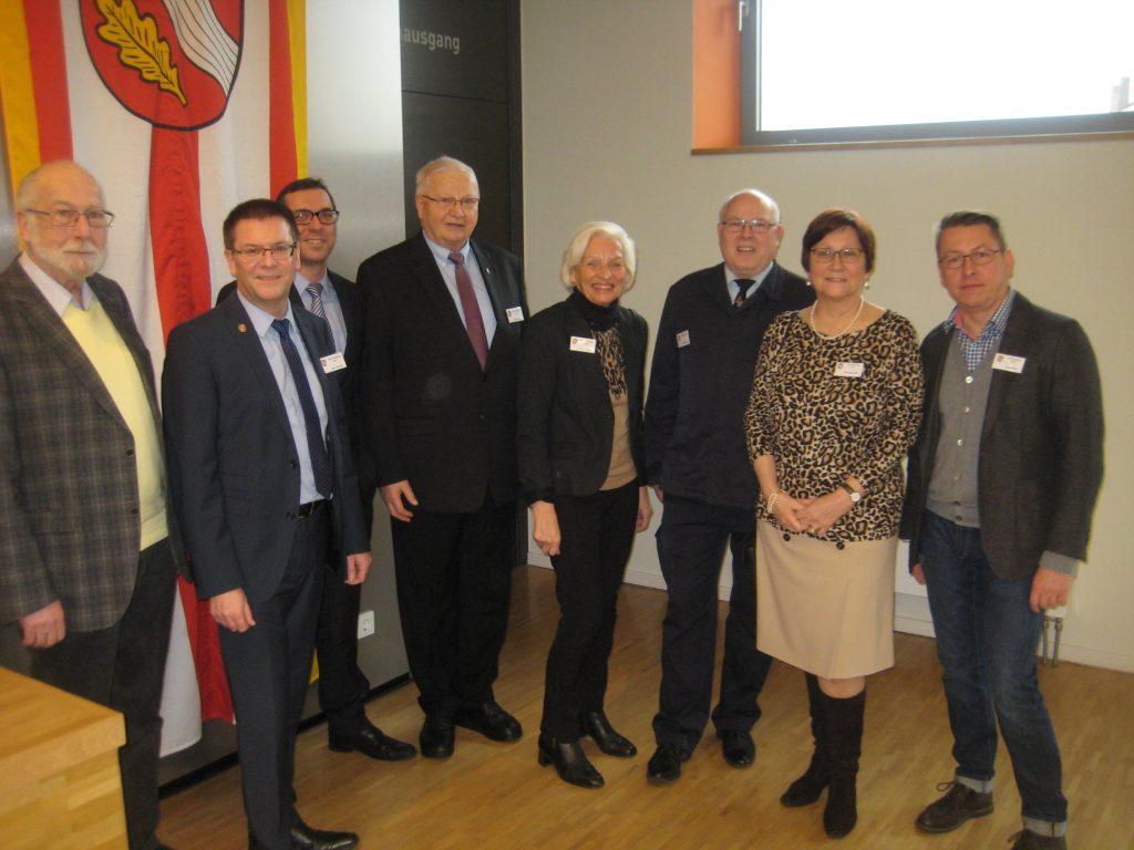 NJE2017 1-1024x768 in Neujahrsempfang der Gemeinde Fuldatal - Gedanken zur Wirtschaftsentwicklung
