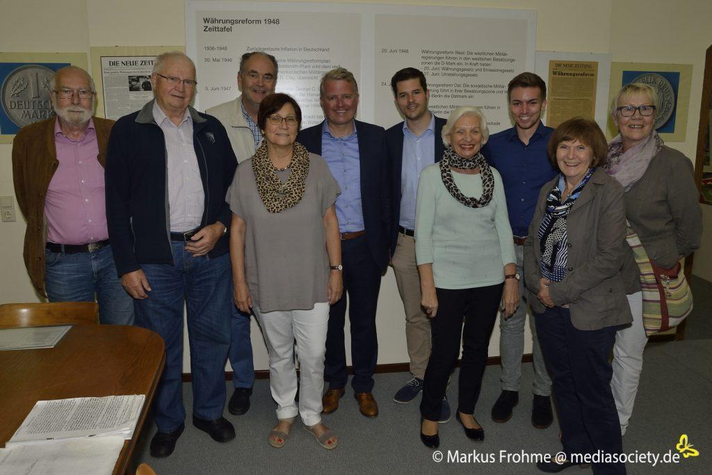 Sch Ffler 2-1024x683 in Liberaler Finanz- und Wirtschaftsexperte Gast bei der FDP-Region Kassel