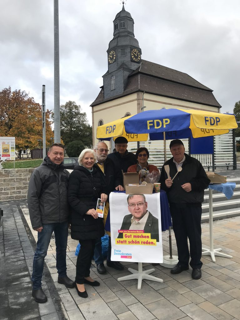 IMG 1505-e1540656821447-768x1024 in Wahlkampfendspurt zur Landtagswahl in Hessen