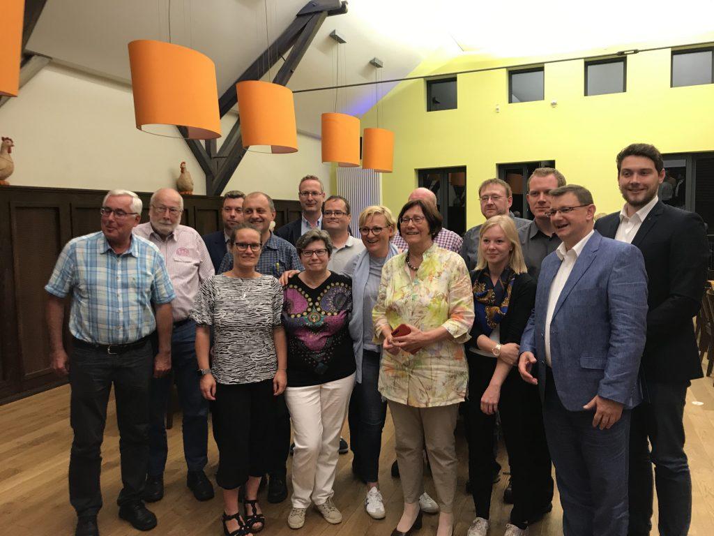 in Vorstandswahlen bei der FDP Kassel-Land